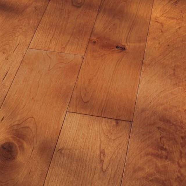 African Cherry Flooring: Hardwood Flooring New York City With Affordable Price