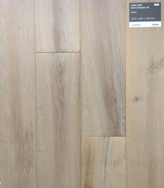 "14/3mmx7-1/2""x74-3/4"" Smart Lake Oak Como"