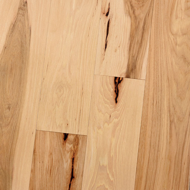 "Homerwood Simplicity 1/2""/3mm x 6"" Hickory Character Natural"
