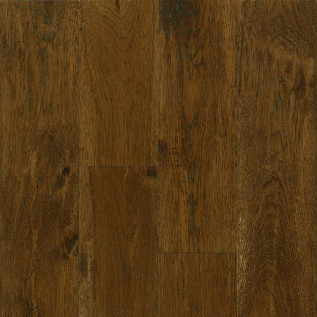 "American Scrape Solid Hickory 5"", River House"