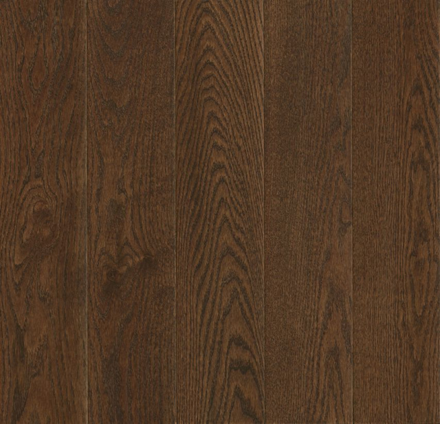 "Prime Harvest Oak 5""x3/4"" Cocoa Bean"