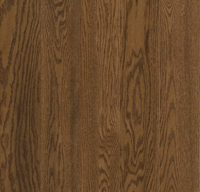 "Prime Harvest Oak 5""x3/4"" Forest Brown"