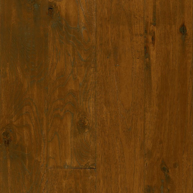 "American Scrape Solid Hickory 5"", Candy Apple"